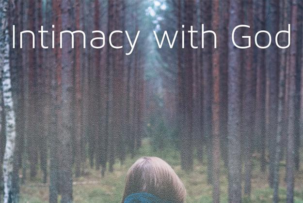 intimacy with holy spirit pdf